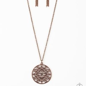 5 for $25 Copper Necklace & Earrings